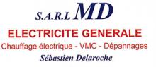 MD electricité : Electricien Electricité Chauffage électrique Mises aux normes electriq